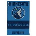 ショッピングスポーツタオル NBA ミネソタ・ティンバーウルブズ スローガン スポーツタオル ウィンクラフト/WinCraft