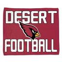 ショッピングスポーツタオル NFL カーディナルス ラリータオル スポーツタオル ウィンクラフト/WinCraft