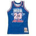 NBA マイケル・ジョーダン ユニフォーム/ジャージ 1993 オールスター ハードウッド クラシックス ミッチェル&ネス/Mitchell & Ness