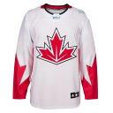 ショッピングケープ NHL カナダ代表 ユニフォーム/ジャージ 2016 ワールドカップ オブ ホッケー プレミア チーム アディダス/Adidas ホワイト