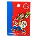 ショッピングディズニー tシャツ グーフィー USA ディズニー2004 アテネ Mickey's All American Pin ピンズ ピンバッチ