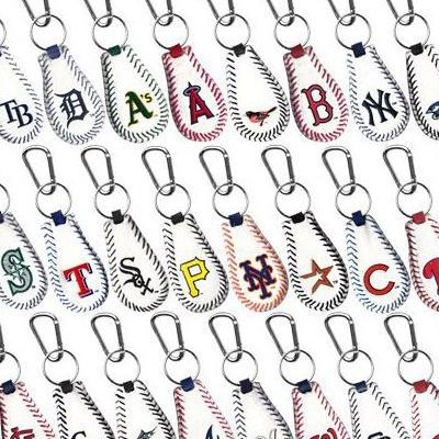 MLB Classic Baseball Keychain (na-League)