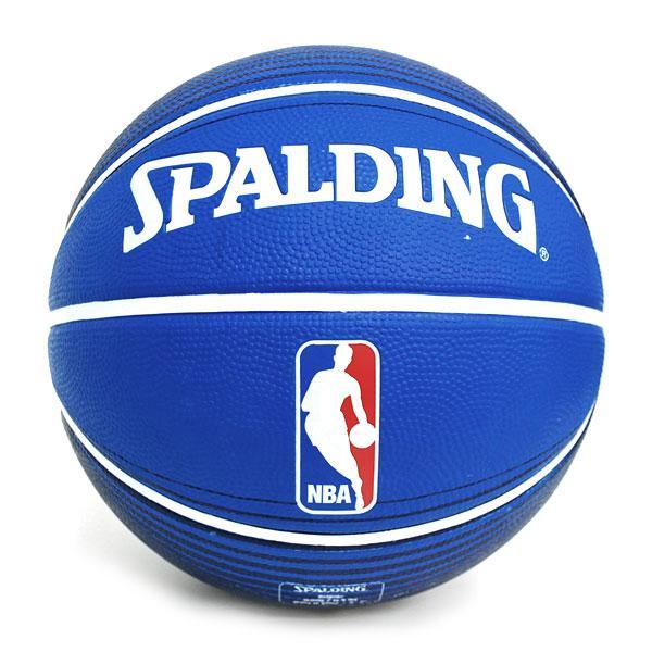 NBA PLAYER RUBBER ボ - ル (logo man)