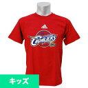 NBA キャバリアーズ キッズTシャツ ガーネット アディダス Full Primary Logo Tシャツs Youth