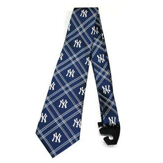 2 MLB New York Yankees Woven Poly ties