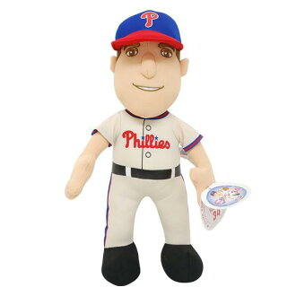 MLB Phillies #34 Roy stomach D 14-Inch Plush Dole Bleacher Creatures
