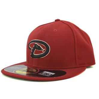 New Era MLB Arizona Diamondbacks Authentic Performance On-Field Cap (game)