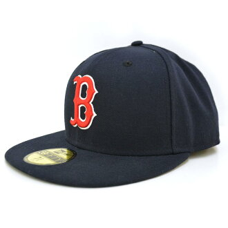 MLB Boston Red Sox Authentic Performance On-Field cap (game) New Era