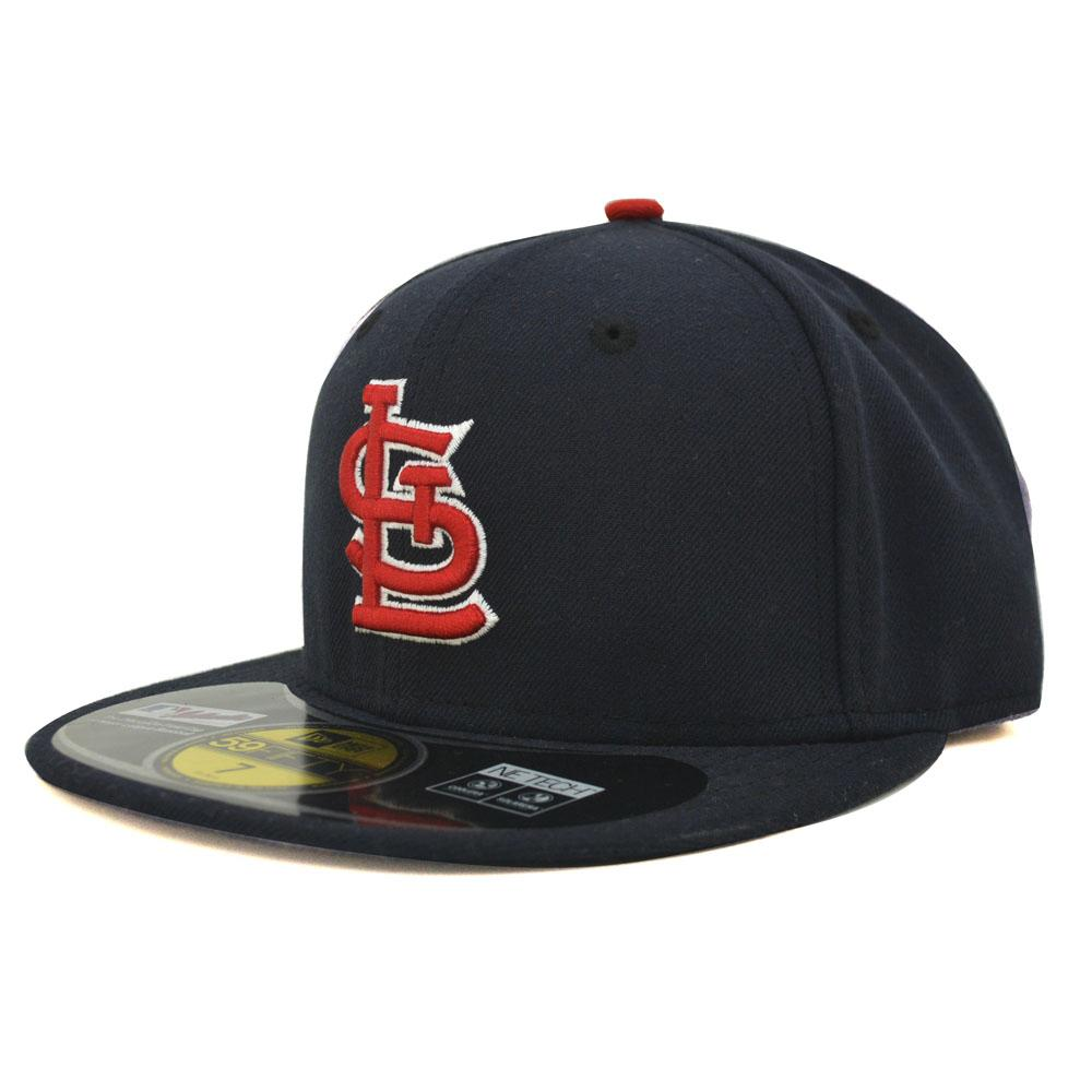 New Era MLB St. Louis Cardinals Authentic Performance On-Field Cap (alternate 2013)