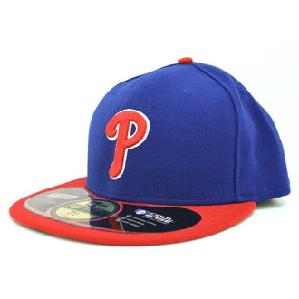 MLB Phillies Cap / Hat alternate new era Authentic Performance On-Field Cap