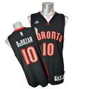 NBA ラプターズ デマー・デローザン ユニフォーム オルタネート Adidas