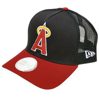 MLB Los Angeles Angels Cooper's Town Trucker Mesh cap New Era