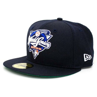 MLB New York Yankees 59Fifty WS2000 Logo cap New Era