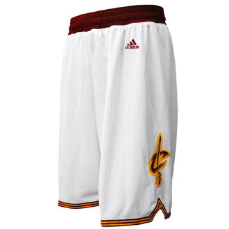 Adidas Cleveland Cavaliers NBA Revolution Swingman shorts (home)