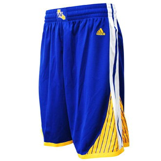 Adidas Golden State Warriors NBA Revolution Swingman shorts (road)