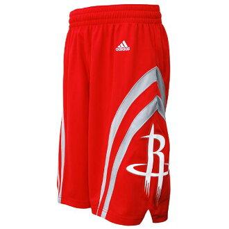 Adidas Houston Rockets NBA Revolution Swingman shorts (road)