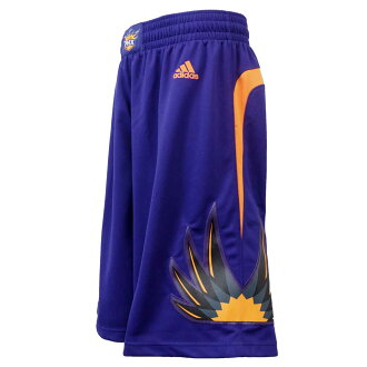 NBA Suns shorts road adidas /Adidas (Revolution Swingman Short)