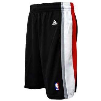 Adidas Portland Trail Blazers NBA Revolution Swingman shorts (road)