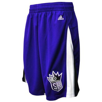 Adidas Sacramento Kings NBA Revolution Swingman shorts (road)