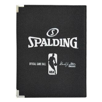 SPALDING NBA Binder A4 size (black)
