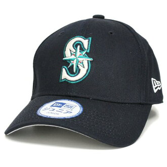MLB Seattle Mariners Twill Cotton cap (youth use) New Era