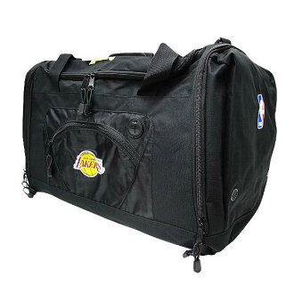 Los Angeles Lakers NBA NEW duffel bag (black)