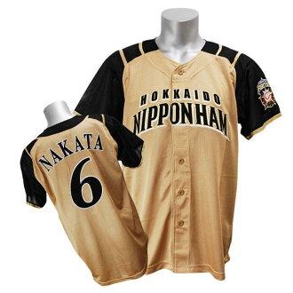 Hokkaido Japan ham # 6 Nakata sho Albirex.s form 2011 (visitor) Mizuno