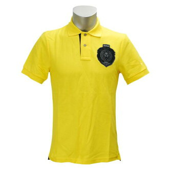 NIKE LEBRON Crest Grand Slam Polo-shirts (tour yellow / anthracite)