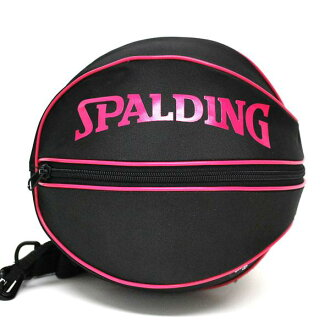NBA BALL bag (pink) SPALDING