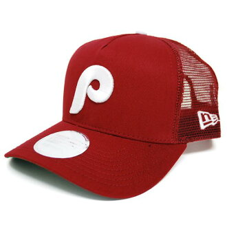 MLB Phillies Cooper's Town Trucker Mesh cap New Era
