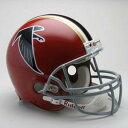 お取り寄せ NFL ファルコンズ ヘルメット 66-69 リデル/Riddell Throwback Authentic On-Field Helmet
