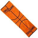 NBA タオル スポルディング/SPALDING ボールモチーフ