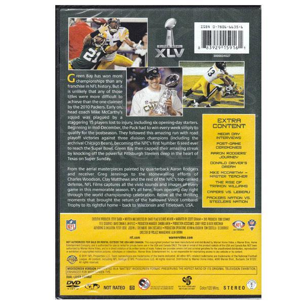 NFL パッカーズ 輸入盤DVD SUPER ...の紹介画像2