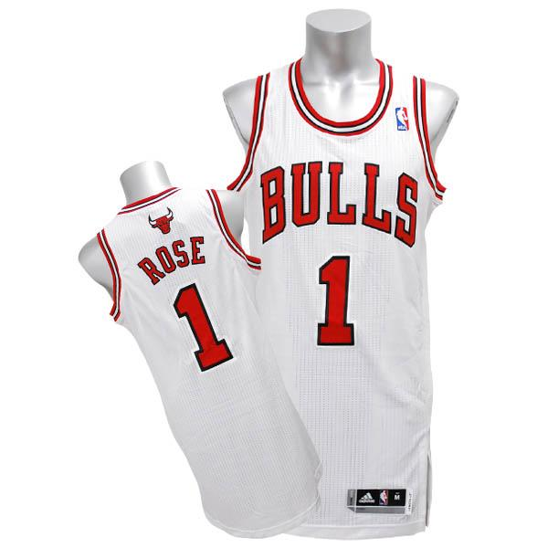 NBA ブルズ デリック・ローズ ユニフォーム ホーム Adidas【セール】