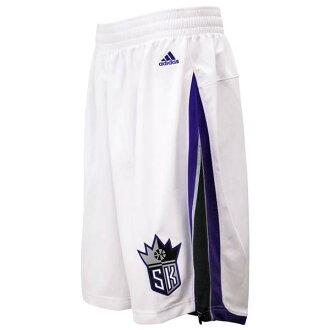 Adidas NBA Sacramento Kings Revolution Swingman shorts (home)