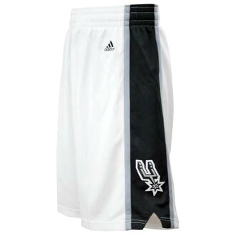Adidas NBA San Antonio Spurs Revolution Swingman shorts (home)