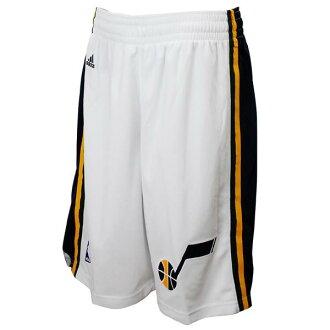 Adidas NBA Utah Jazz Revolution Swingman shorts (home)