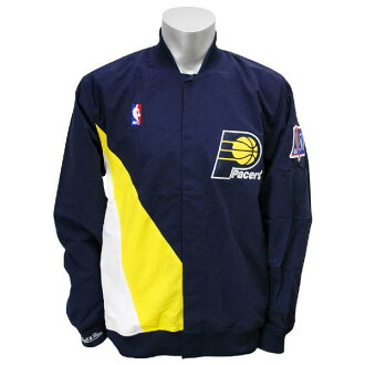NBA Indiana Pacers Authentic Warm jacket (1996-97) Mitchell&Ness which improves