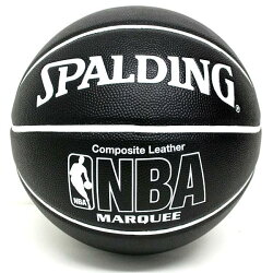 NBAMARUQEE�ܡ���(Black/White)SPALDING
