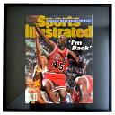 NBA ブルズ マイケル・ジョーダン フォトフレーム Photo Frame in Sports Illustrated 1995/3/27