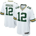 NFL パッカーズ アーロン・ロジャース Game ユニフォーム Nike1710