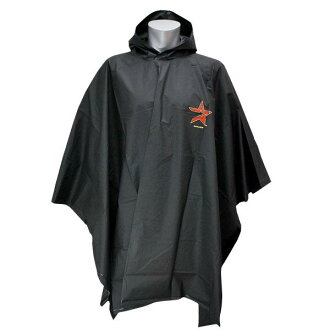 MLB Houston Astros poncho (old logo) McArthur