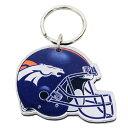 NFL ブロンコス キーリング ウィンクラフト/WinCraft Acrylic Key Ring Helmet Logo