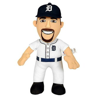 MLB Tigers #35 Justin bar lander 10-Inch Plush Dole Bleacher Creatures
