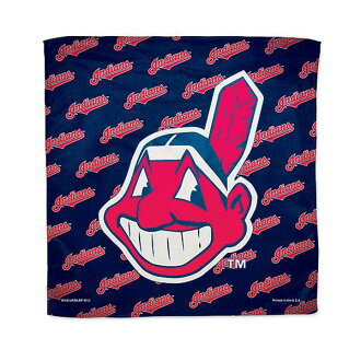 MLB Cleveland Indians Micro Fiber 16X16 towel Wincraft
