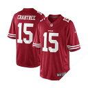 其它 體育比賽 - お取り寄せ NFL 49ers マイケル・クラブツリー ユニフォーム スカーレット ナイキ Limited ユニフォーム