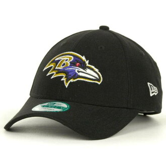NFL Baltimore Ravens First 9FORTY Structured Adjustable cap New Era which falls