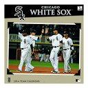 MLB ホワイトソックス カレンダー JFターナー/JF Turner 2014 12×12 TEAM WALL カレンダー