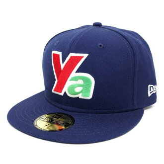 Yakult atoms Custom Color Cap (Navy/white) New Era