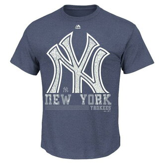 MLB New York Yankees 6th Inning T-shirt (navy) Majestic